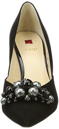 Högl Dames 4-10 9022 0100 Pompen Zwart (black)
