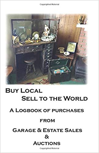 Buy Local Sell to the World: A Logbook of purchases from Garage