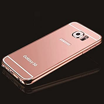 samsung galaxy s6 case rose gold