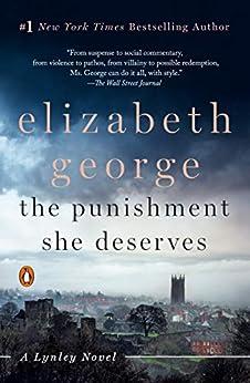 Punishment She Deserves Lynley Novel ebook product image