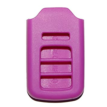 2018 honda key.  honda 2013  2016 2017 2018 honda accord with smart key silicone rubber keyless  remote cover purple inside honda key