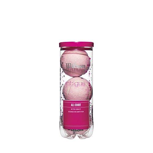 Wilson Sporting Goods Intrigue Tennis Balls
