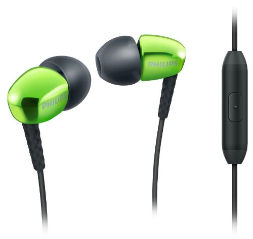 Philips in-Ear Headphones with Microphone (Rich Sound) ()