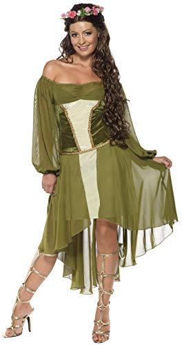 Smiffys Fair Maiden Costume -
