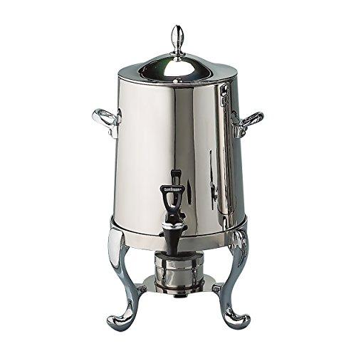 silver coffee urn - 1