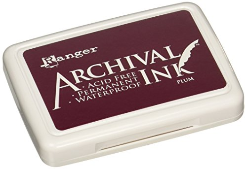 Ranger AIP-31499 Archival Inkpad, - Free Acid Ink