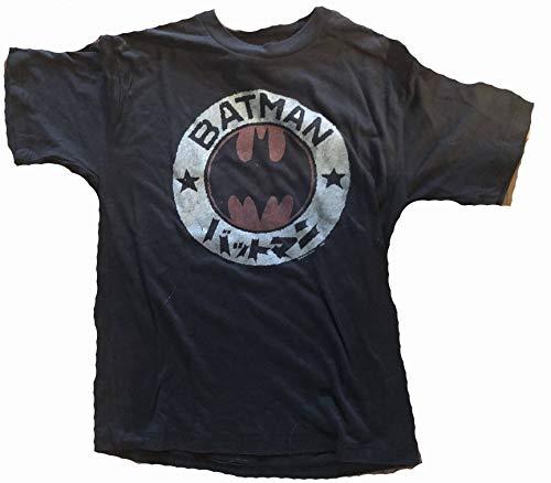 (Junk Food Boys Batman Asian Logo T-Shirt Youth)