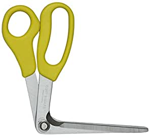 Right Shears - Original Innovative Scissors - Cut plastic, cardboard, food, fabric, with your wrist straight and your hand clear!