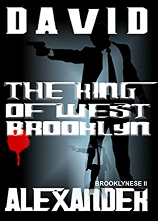 book cover of The King of West Brooklyn