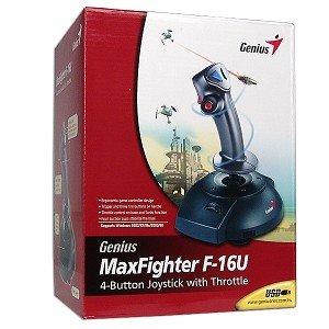 JOYSTICK GENIUS MAXFIGHTER F-16U DRIVERS FOR WINDOWS 10