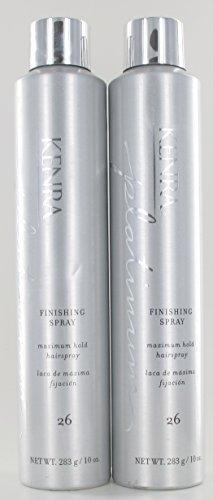 Kenra Platinum Finishing Spray - 3