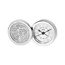 Bulova Insignia Travel Alarm Clock
