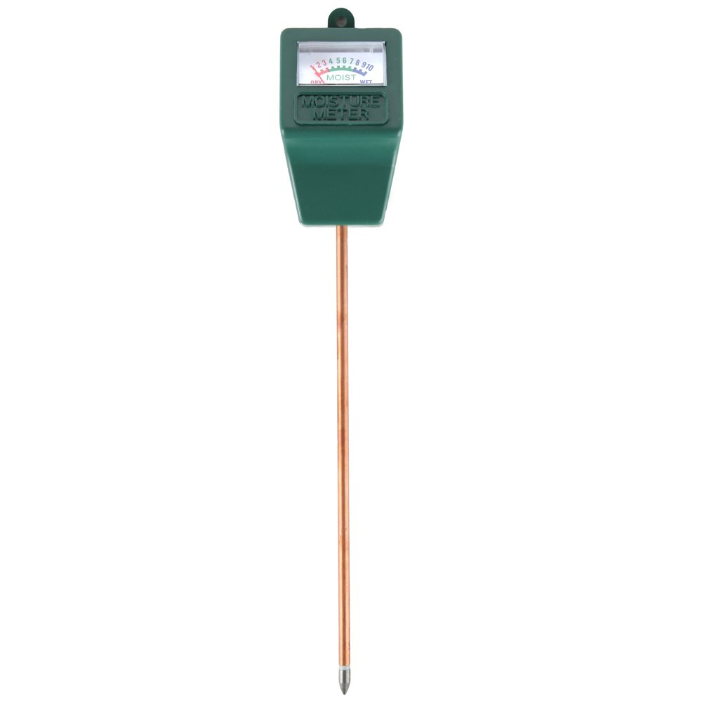 Home-X Indoor/Outdoor Moisture Sensor Meter, Soil water monitor, Hydrometer for Gardening SH853