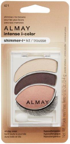 ALMAY Intense I-Color Shimmer-I Kit, Brown