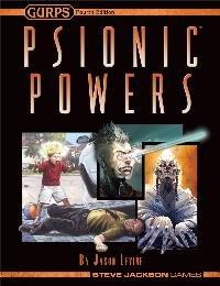 GURPS Psionic Powers