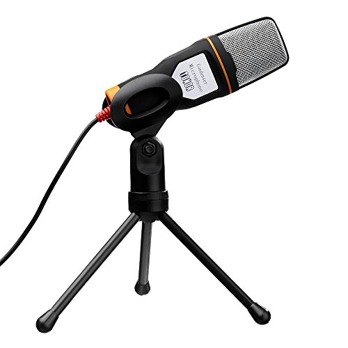 tonor usb condenser ribbon microphone sound podcast chat mic import it all. Black Bedroom Furniture Sets. Home Design Ideas
