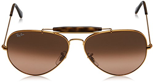RB 3029 Sonnenbrille II Ray Ban Noir OUTDOORSMAN xgqCTX6nwI