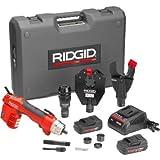RIDGID 52093 Crimpers Kit with SC-60C Scissor Cutter