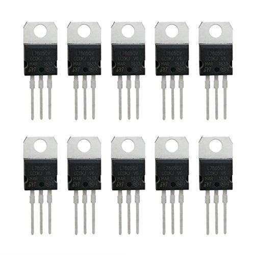 7803 voltage regulator - 8
