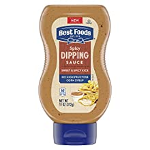 Best Foods Spicy Dipping Sauce Condiment 11 oz