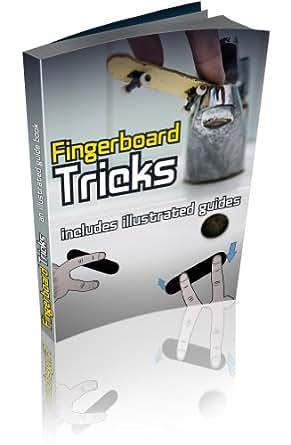 Fingerboard vert tricks to learn