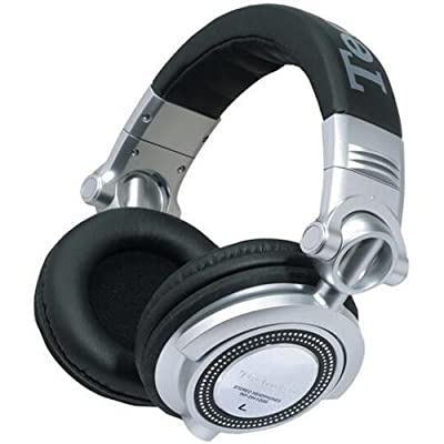 Panasonic Rp-dh1250-s DH1250 Technics Professional DJ Headphones with Detachable Microphone & Controller (PanasonicRP-DH1250-S )