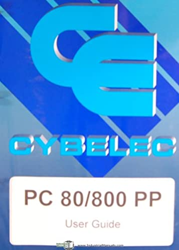 cybelec pc 80 800 pp users guide pc 80 800 900 2d reference rh amazon com  cybelec dnc 80 user guide
