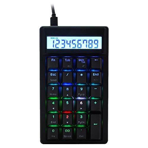 Teclado Numerico Mecanico Pocket Rgb, DUCKY CHANNEL, DKPO1623ST-BUSPDAAT1