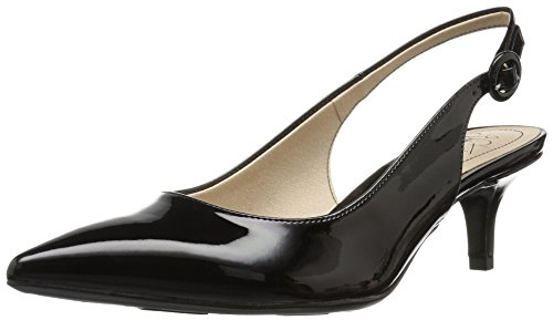 - LifeStride Women's Pearla Pump, Black, 8 M US