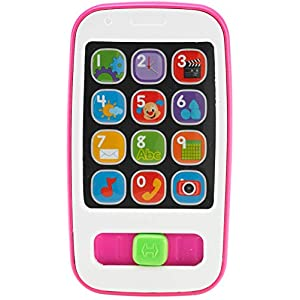Fisher Price Smart Phone-Pink