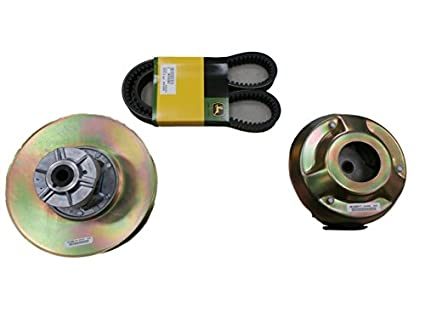 Image Unavailable. Image not available for. Color: John Deere Gator Clutch Replacement Kit ...