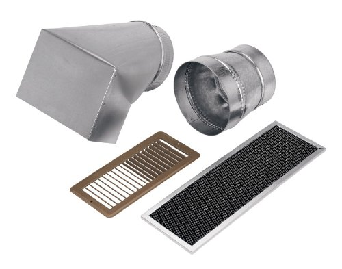 Hood Filter Pack (Broan 357NDK Non Duct Recirculation Kit for PM390 Power Pack Range Hood)
