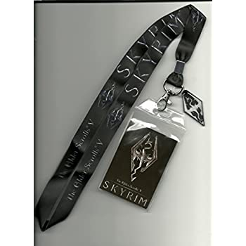Amazon.com: Fallout Nuka Cola D/S Lanyard Llavero ID Holder ...