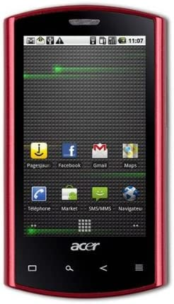 Acer XP.H480Q.112 - Smartphone libre Android (pantalla táctil de 3,5