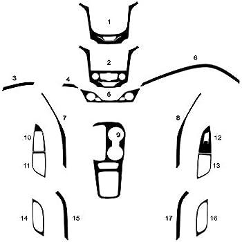 amazon com  rdash dash kit decal trim for chevrolet s