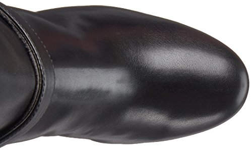 Nine West Kacie Fibra sintética Botin Rodilla
