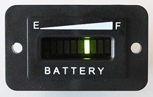 PRO12-48R Battery Indicator For 12, 24 & 48 Volt Systems