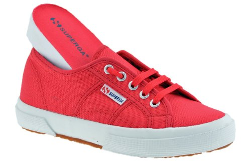 Superga 2750 Cotu Classic, Baskets mixte adulte Rouge - Maroon Red