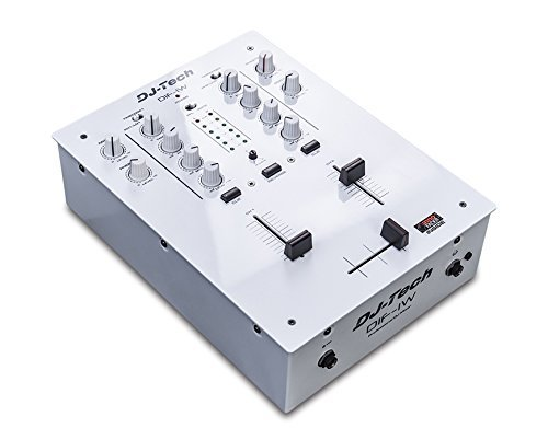 DJ Tech DJ MIXER (DIF-1W)