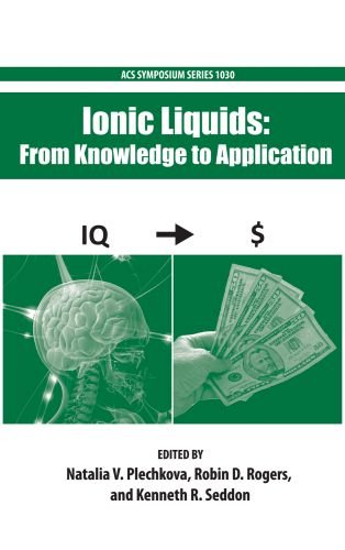Ionic Liquids: From Knowledge to Application (ACS Symposium Series) (Acs Organic Study Guide compare prices)