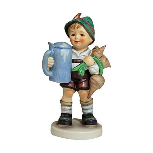 Hummel c1972 HUM87 for Father Figurine or Fathers Joy Figurine Arthur Moeller - NEGR59