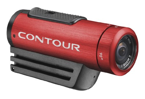 (Contour ROAM2 Waterproof Video Camera (Red))