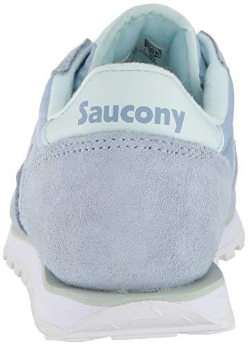 Jazz Saucony EU Donna Donna 5 44 Strappo 3 Blu a Bambini Basso da Voltaic Scarpette Velcro PRO Fade Fdwrdq