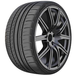 Federal 595 RPM Performance Radial Tire - 245/40R18 97Y