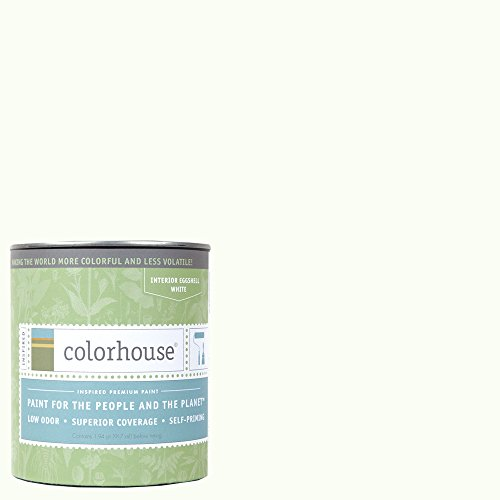 Colorhouse 632420 inspired eggshell interior paint imagine 02 quart for sale for Cheapest place to buy interior paint