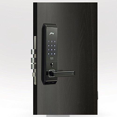 Godrej Locks Advantis 5259 Abs Plastic Digital Door Lock