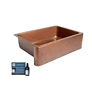 41zfyAQG%2BPL._SS300_ 75+ Best Copper Farmhouse Sinks For 2020