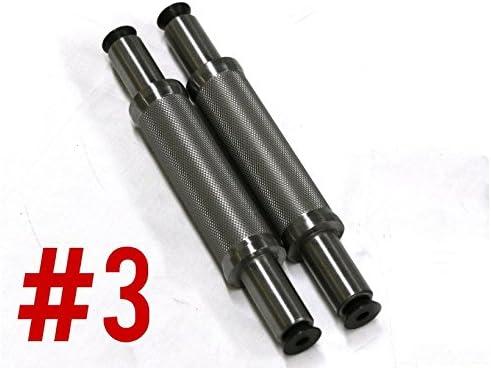 CFF SDH-3 Dumbbell Handles – 38mm Grip – Pair