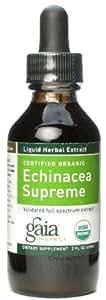 Gaia Herbs Echinacea Supreme, 2-Ounce Bottle