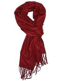 SethRoberts-Solid Color Cashmere Feel Men's Winter Scarf